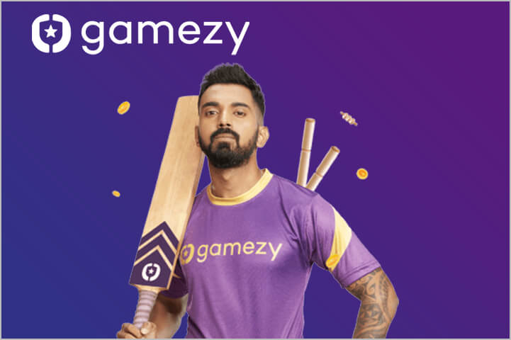 Gamezy Best Fanatasy Cricket App