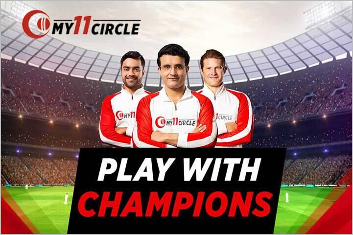 My11CIrcle Best Fantasy Cricket App
