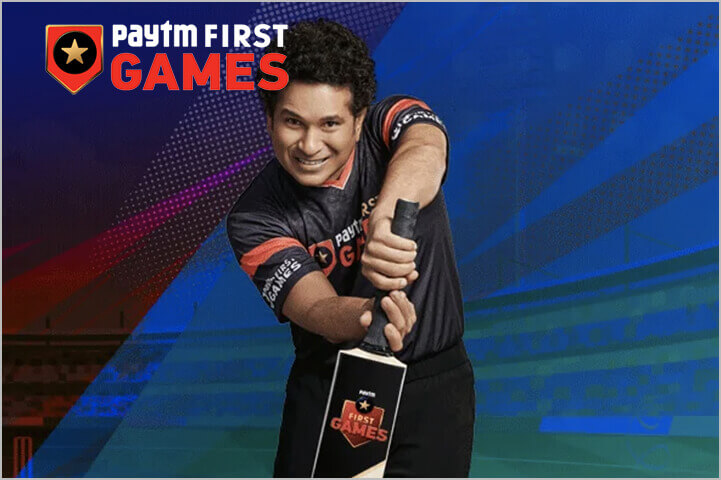 Paytm First Games Best Fantasy Cricket App