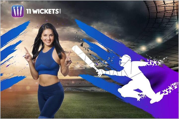 11wickets Best Fantasy Cricket App