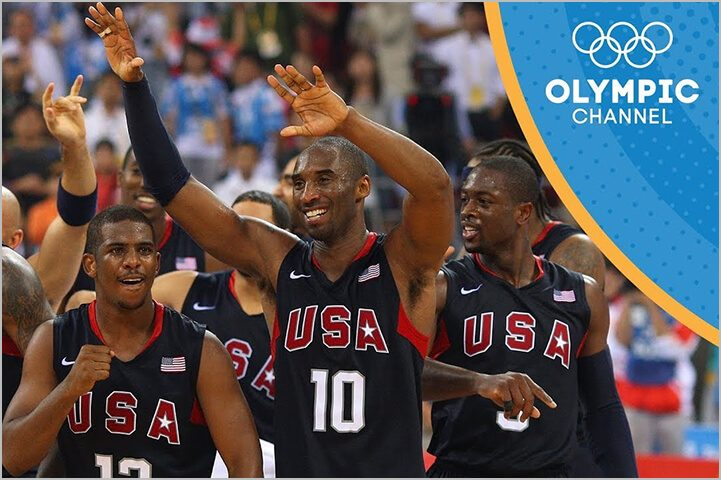 Basketball becomes a part of the olympics