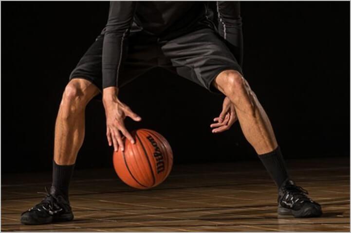 Dribbling In Basketball