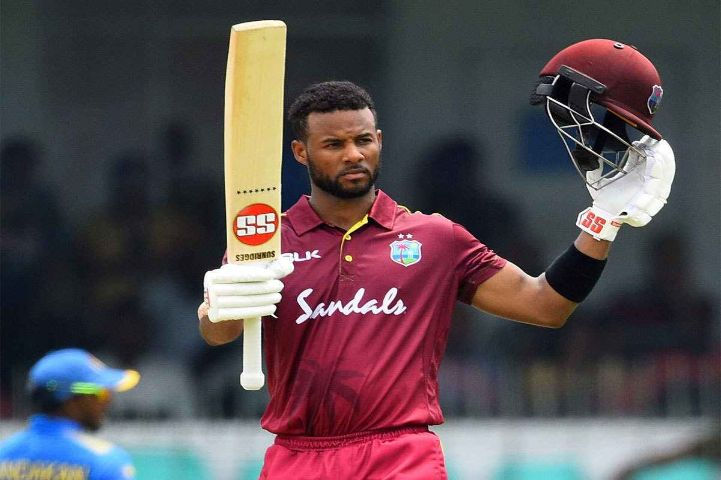 Shai Hope Top ODI Batsman in The World