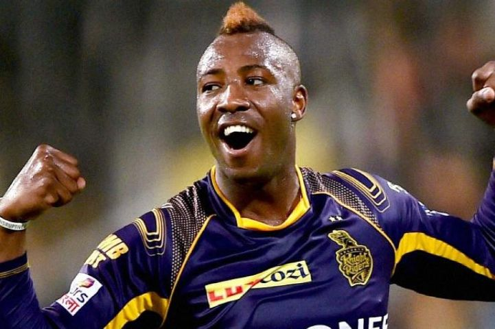Andre Russell Hit Sixes in IPL Tournament