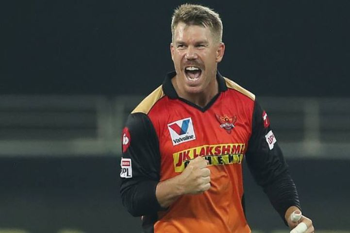 David Warner Smashes Maximum Sixes In IPL