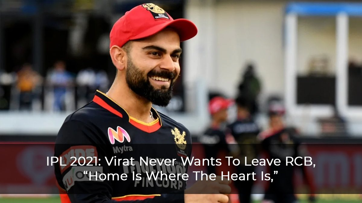 Kohli and RCB had a bittersweet journey in IPL 2020