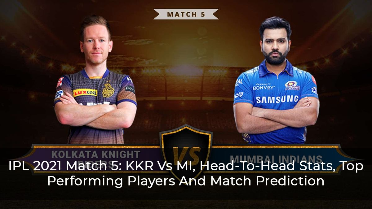 KKR To Face MI At The MA Chidambaram Stadium, See Head-To-Head Stats And Match Prediction