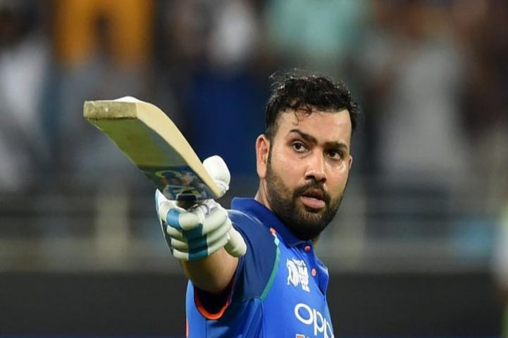 Rohit Sharma First Indian Batsmen With The Highest Sixes In IPL
