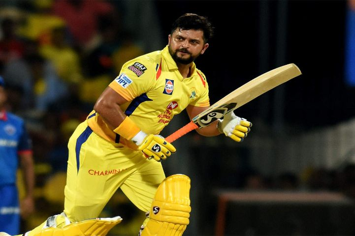 Suresh Raina Hit Sixes in IPL Tournament