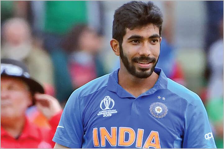 Jasprit Bumrah best bowler in India