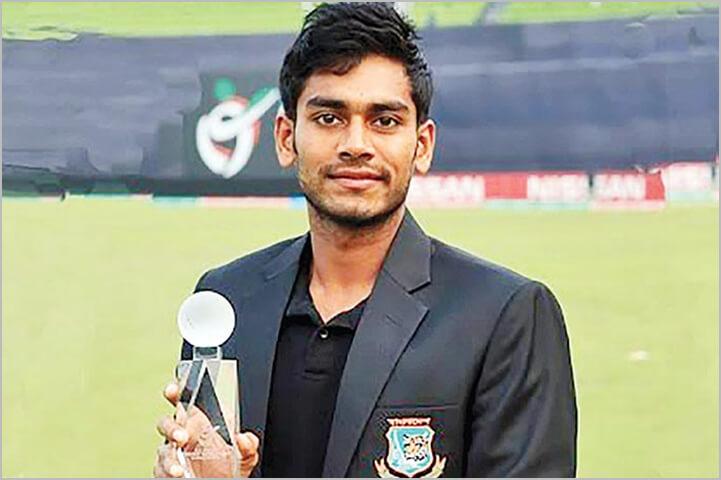 Best ODI Bowler in The World: Mehedi Hasan