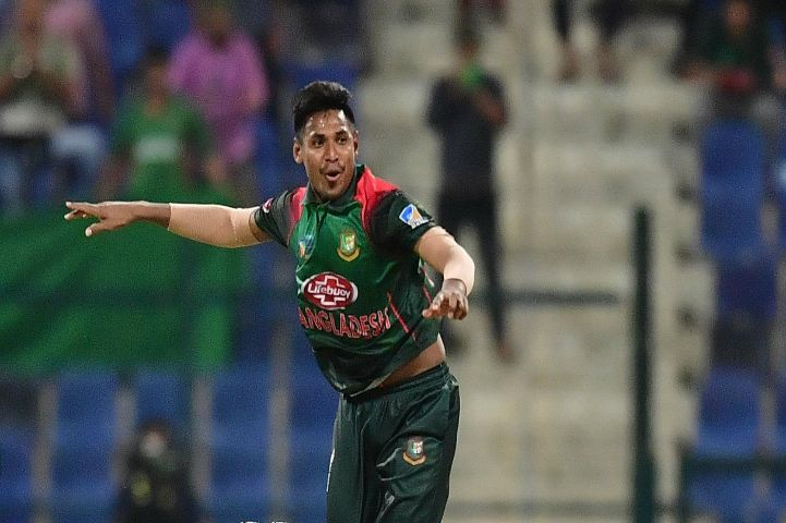 Mustafizur Rahman in 2015 he became the only second ODI Bowlers in History
