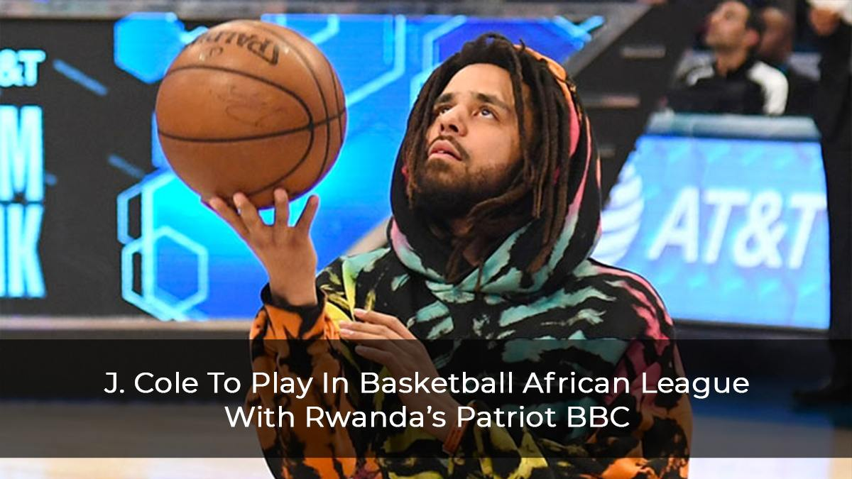 Rap Star J. Cole To Play In Basketball African League