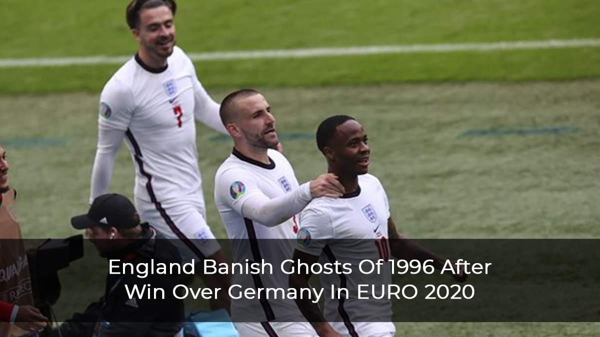 England-Banish-Ghosts-Of-1996-After-Win-Over-Germany-In-EURO-2020