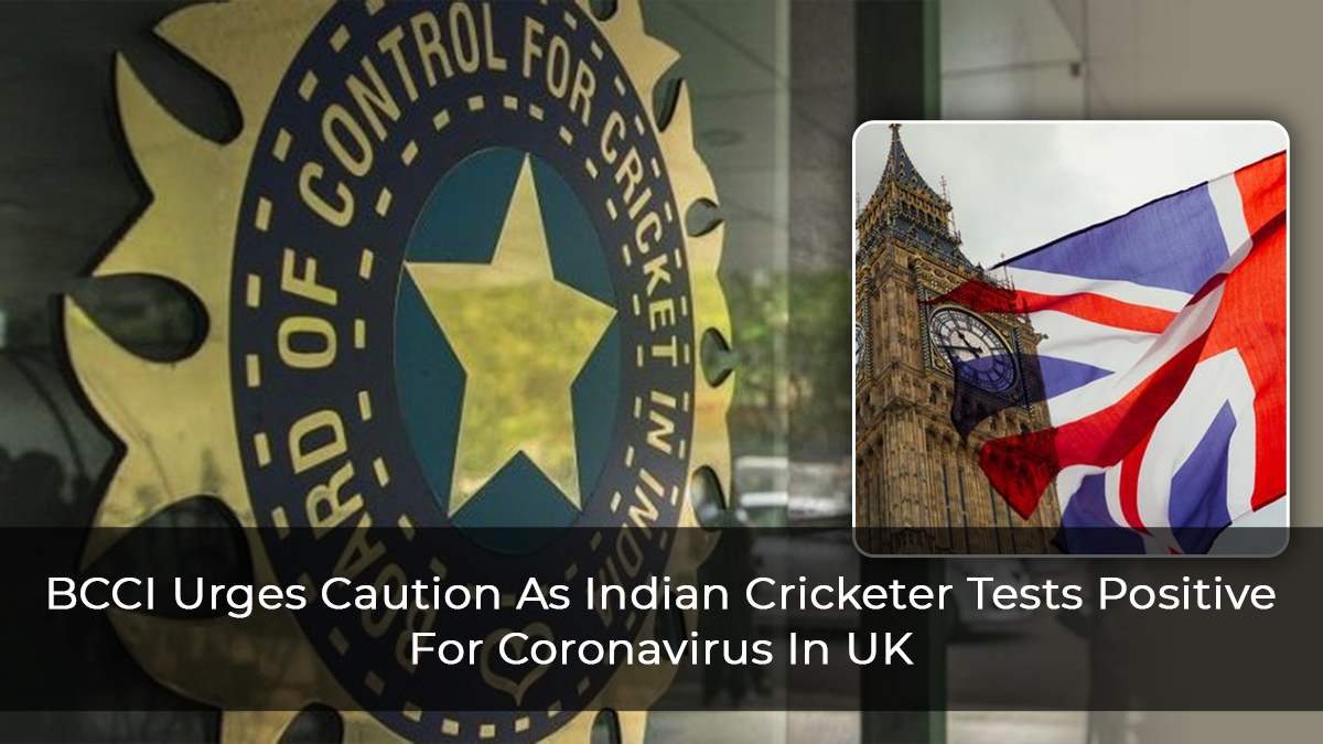 BCCI Secretary Urges Caution As Indian Cricketer Test COVID-19 Positive In UK