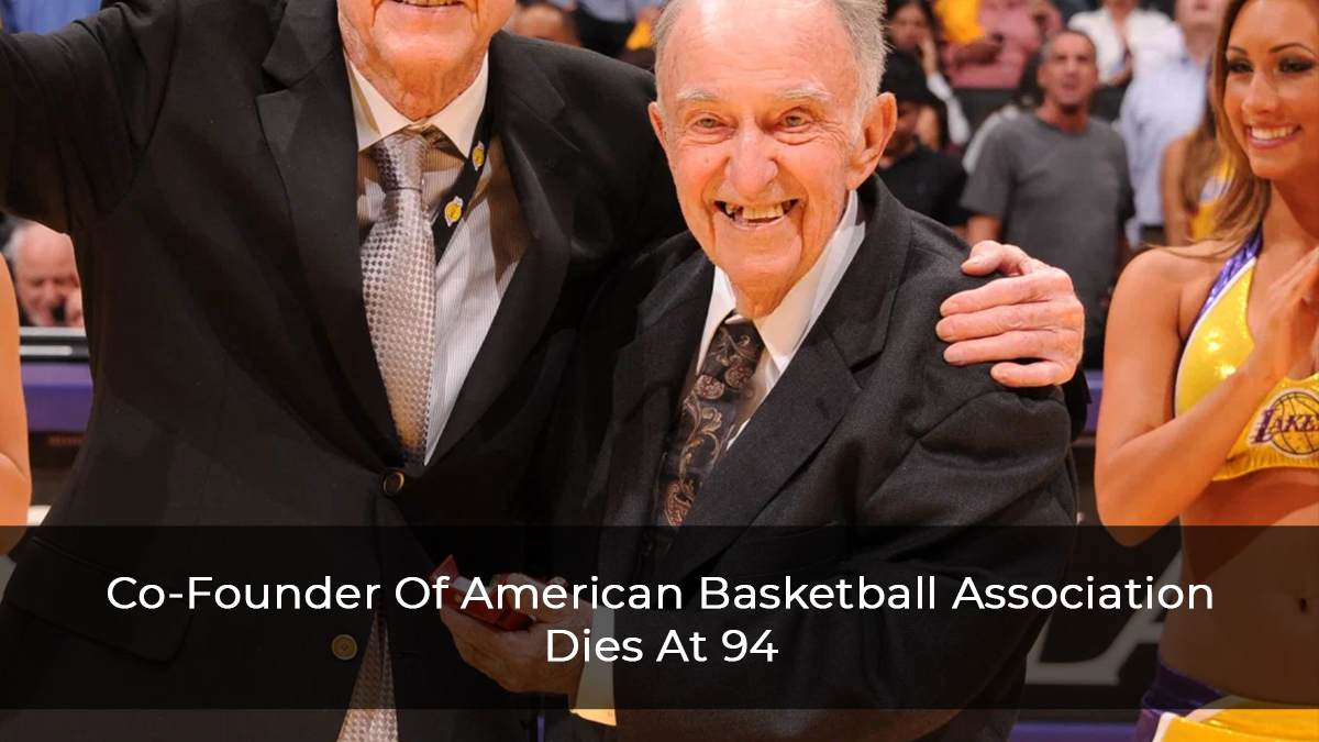 Dennis Murphy, Co-Founder Of American Basketball Association Breathed His Least