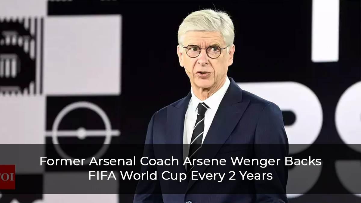 Former-Arsenal-Coach-Arsene-Wenger-Backs-FIFA-World-Cup-Every-2-Years
