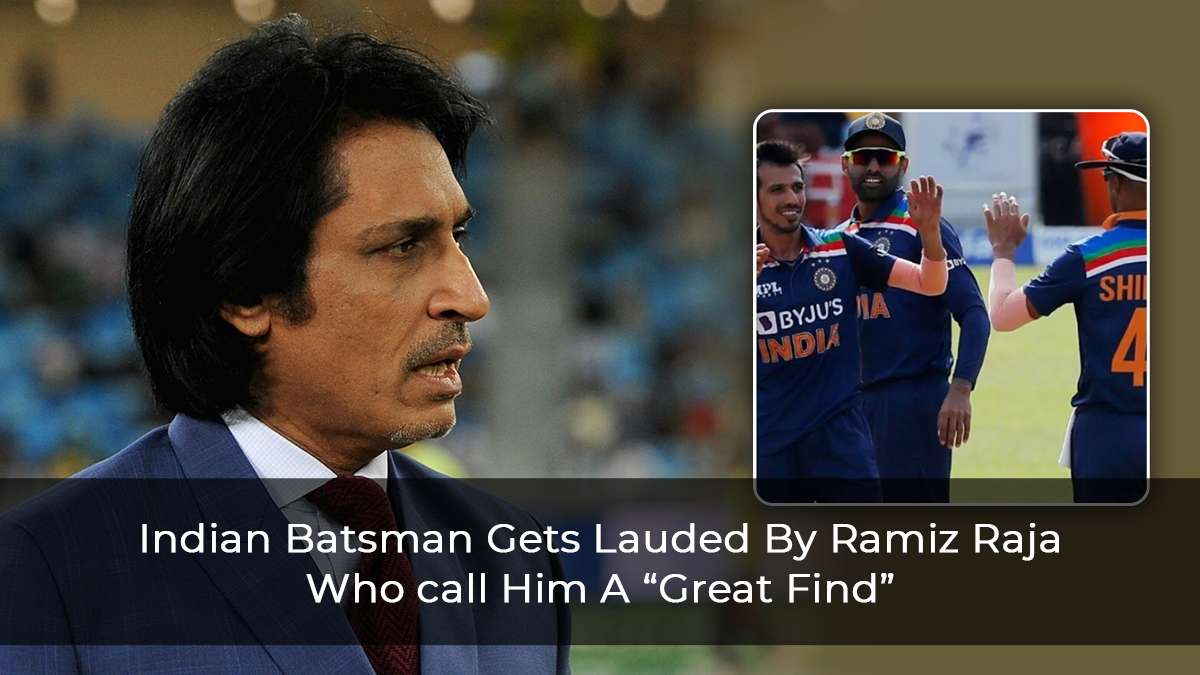 After Shikhar Dhawan & Mohammad Kaif, Ramiz Raja Lauds This Indian Youngster