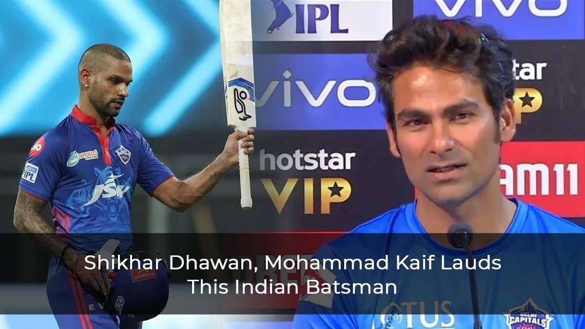 Suryakumar Yadav Gets Lauded By Teammate Shikhar Dhawan And Former Indian Batsman Mohammad Kaif