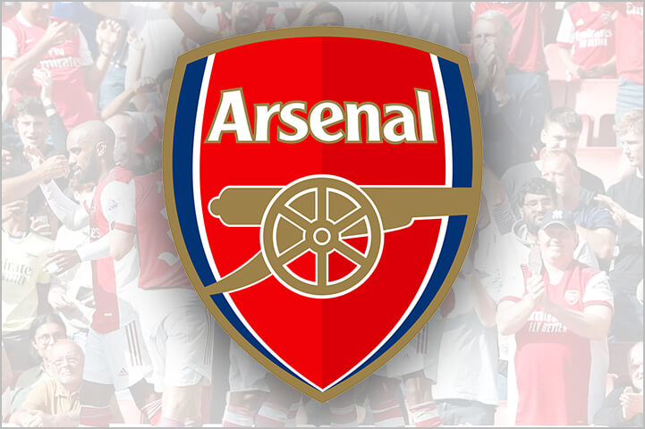 Arsenal FC Plays In The Top Tier Of The English Football