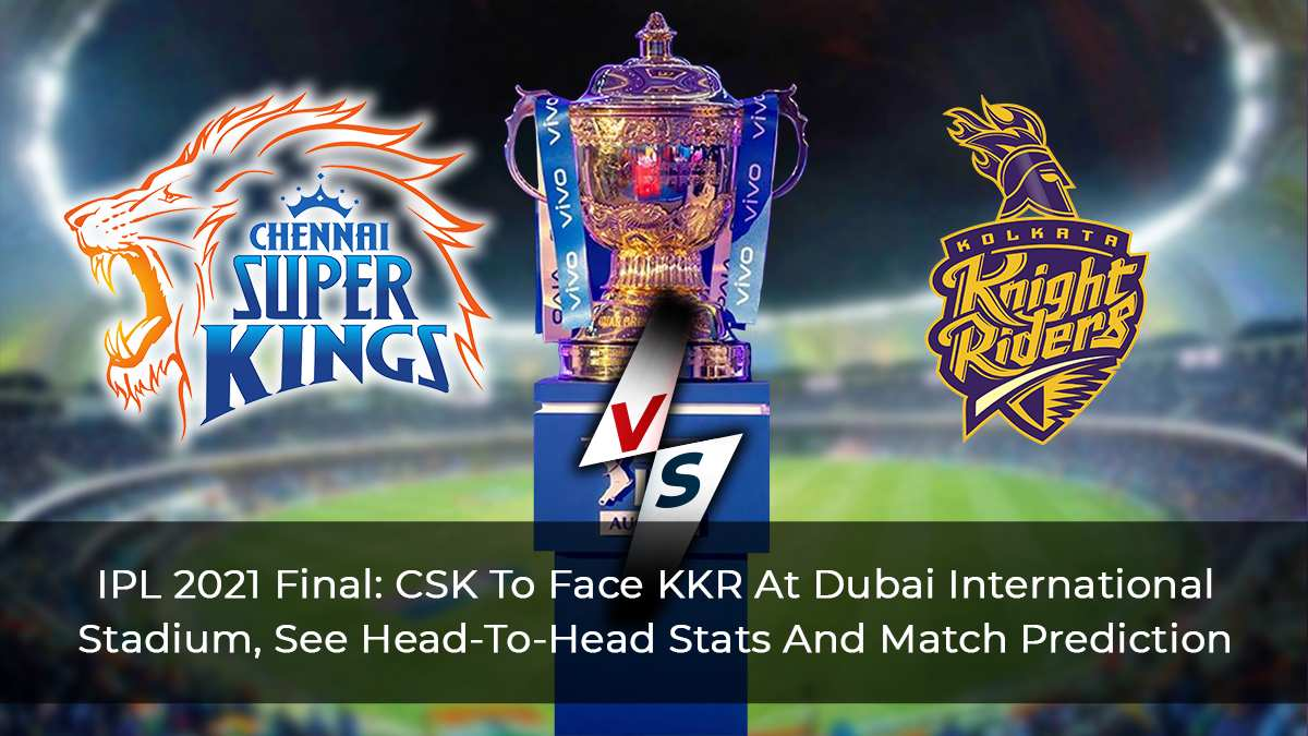 CSK Vs KKR, Head-To-Head Stats, Top Performing Players And Match Prediction