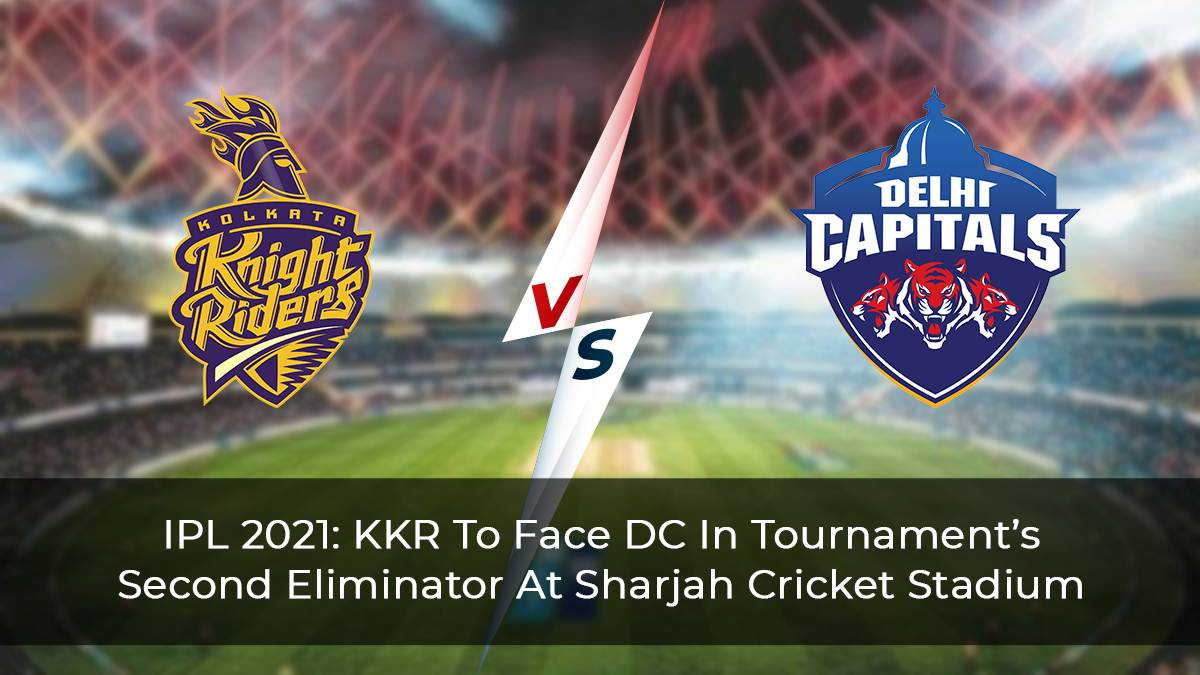 IPL 2021 Eliminator: KKR Vs DC Face Each Other In Second Eliminator Of IPL; Match Prediction And Head-To-Head Stats